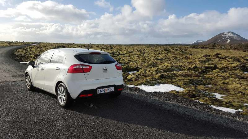 Everything You Need To Know Before Renting a Car in Iceland