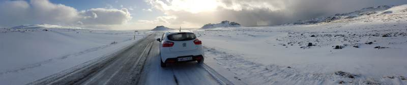 Should I Rent a Car in Iceland?