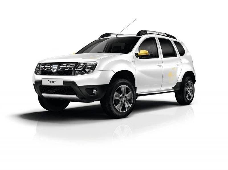 Rent a Dacia Duster in Iceland