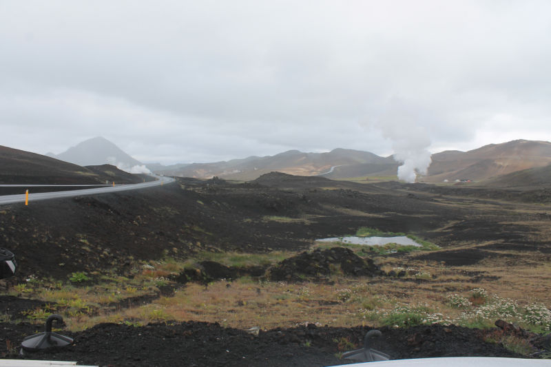 What to see in the North of Iceland...