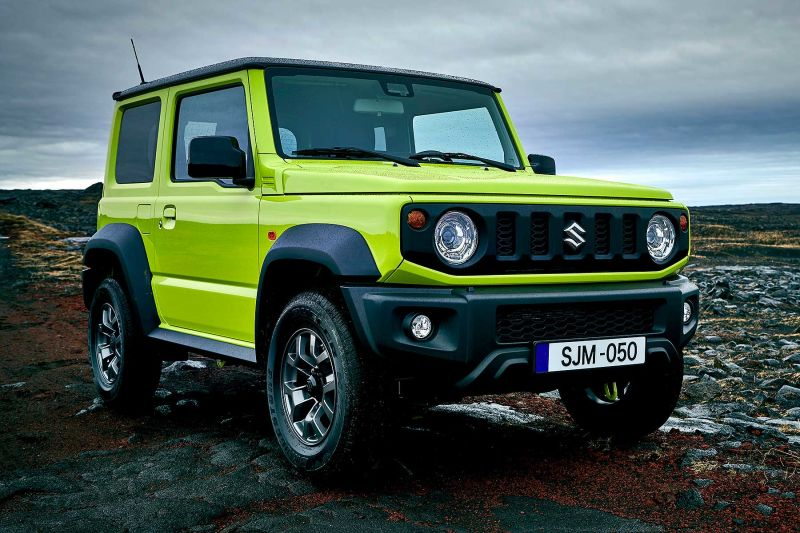 Types Of 4x4 Rental Cars In Iceland Northbound Is