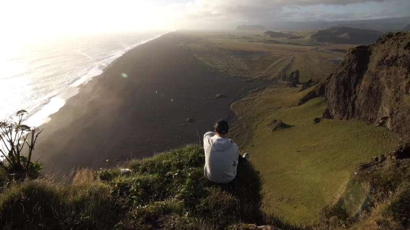 Justin Bieber In Iceland; The Pop Star's Ring Road Journey