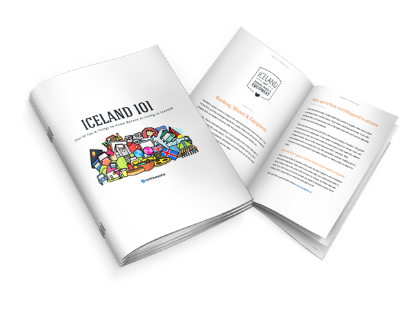 Northbound's Iceland 101 eBook cover