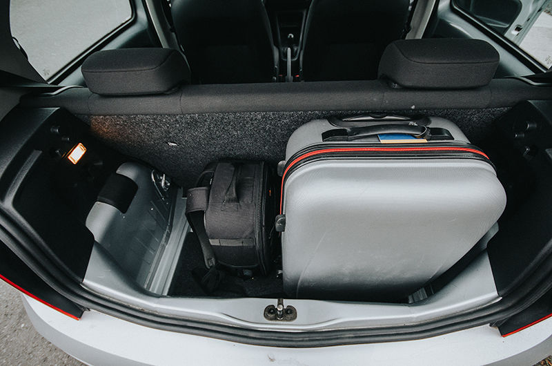 Volkswagen Up Or Similar Car Rental