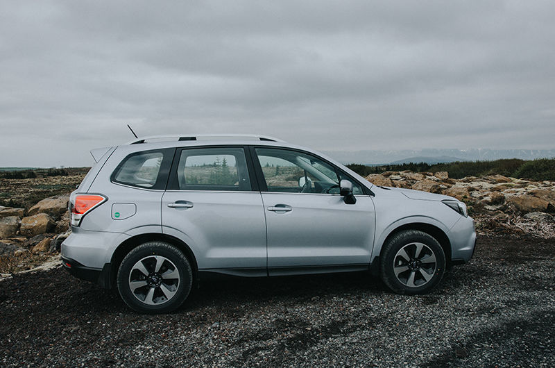 Rent A Subaru Forester 4x4 Automatic 2016 In Iceland