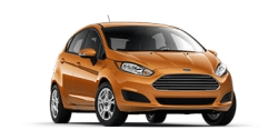 2017 Ford  Fiesta (or similar)