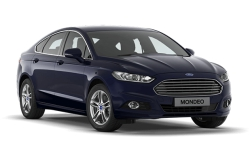2018 Ford Mondeo (or similar)