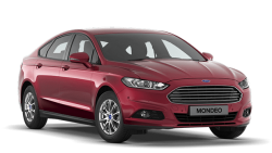 2016 Ford Mondeo (or similar)