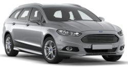 2017 Ford  Mondeo Station (or similar)