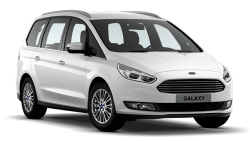 2017 Ford  Galaxy 7 seat Minivan (or similar)