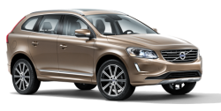 2015 Volvo  XC60 AWD (or similar)