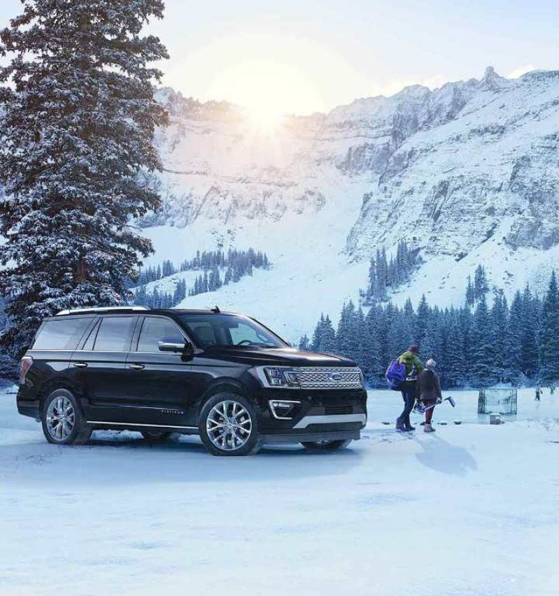 Rent A Ford Expedition In Iceland