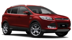 2018 Ford  Kuga AWD (or similar)