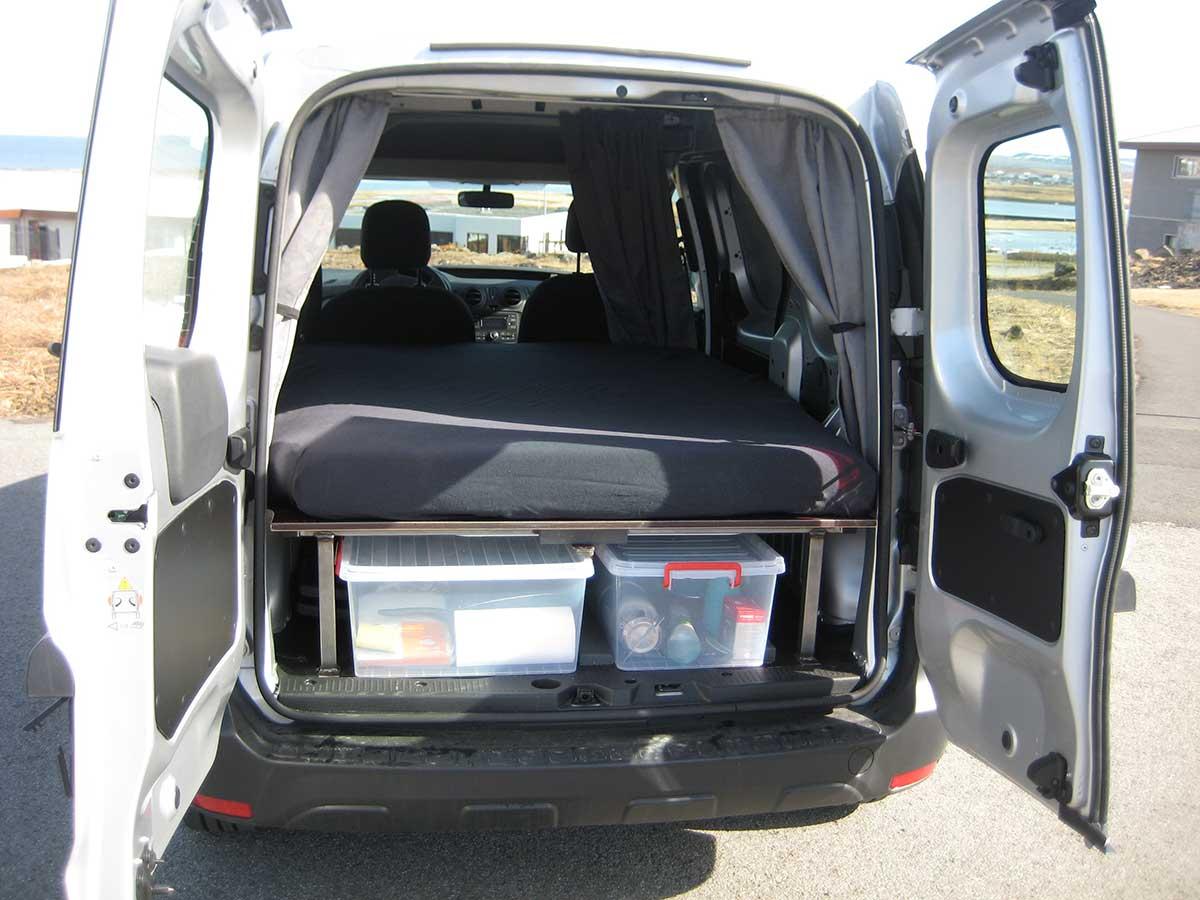 Rent A Dacia Dokker Camper In Iceland Northbound Is