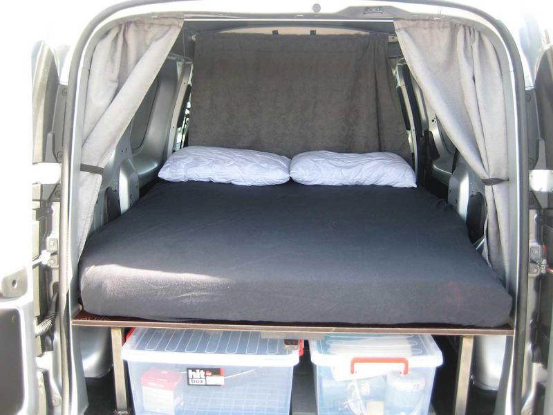 Rent a Dacia Dokker Camper in Iceland - Northbound