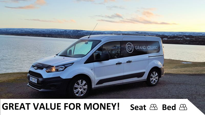 Rent A Ford Transit Connect In Iceland Northbound Is