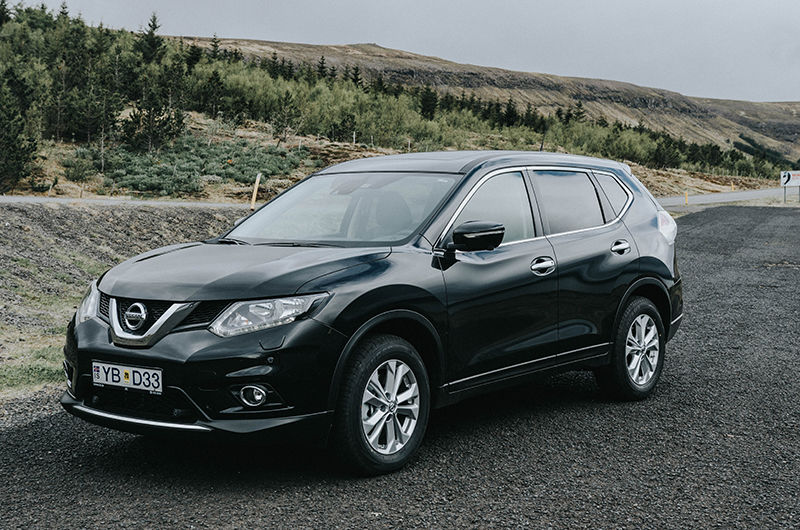 Rent A Nissan X Trail 5 2 4x4 In Iceland Northbound Is