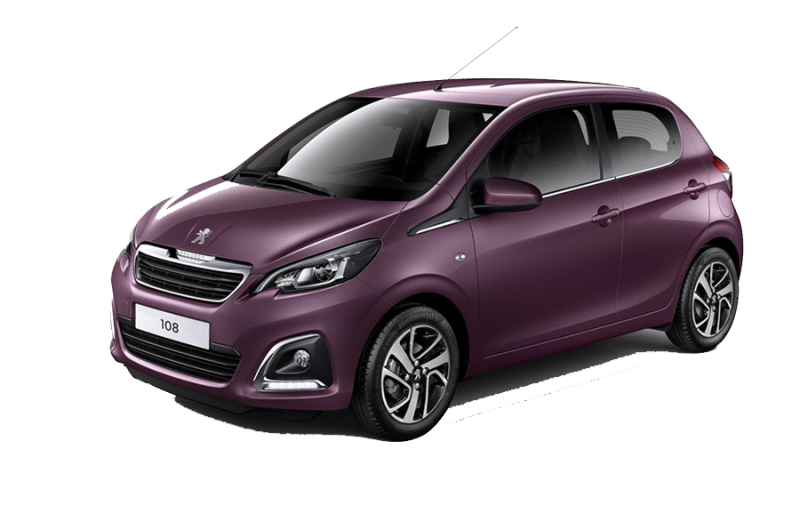 Rent A Peugeot 108 Active In Iceland Northbound Is