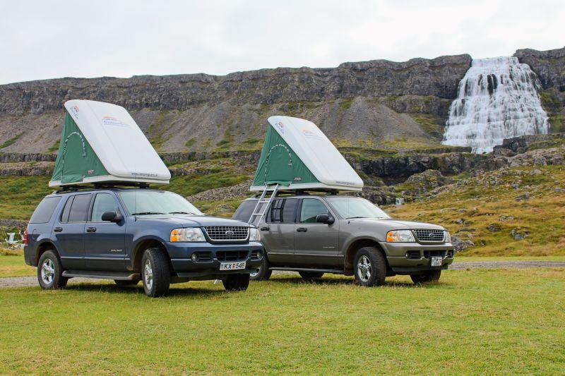Suzuki Vitara Rental Iceland
