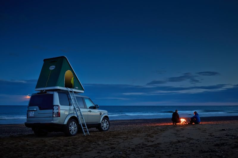 2014 Suzuki Jimny +Roof Tent & Rent a Suzuki Jimny +Roof Tent in Iceland - Northbound.is