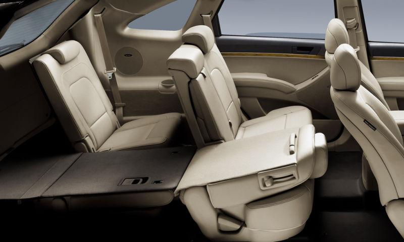 Rent a Hyundai IX55 Veracruz 3 0d Luxury 4x4 Auto 7 Seater Free GPS