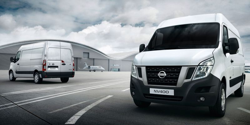 Rent A Nissan Nv400 Twin Turbo In Iceland Northbound Is