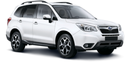 2017 Subaru Forester 4x4 Diesel Automatic
