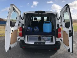 2018 Toyota Proace 3 Person Camper