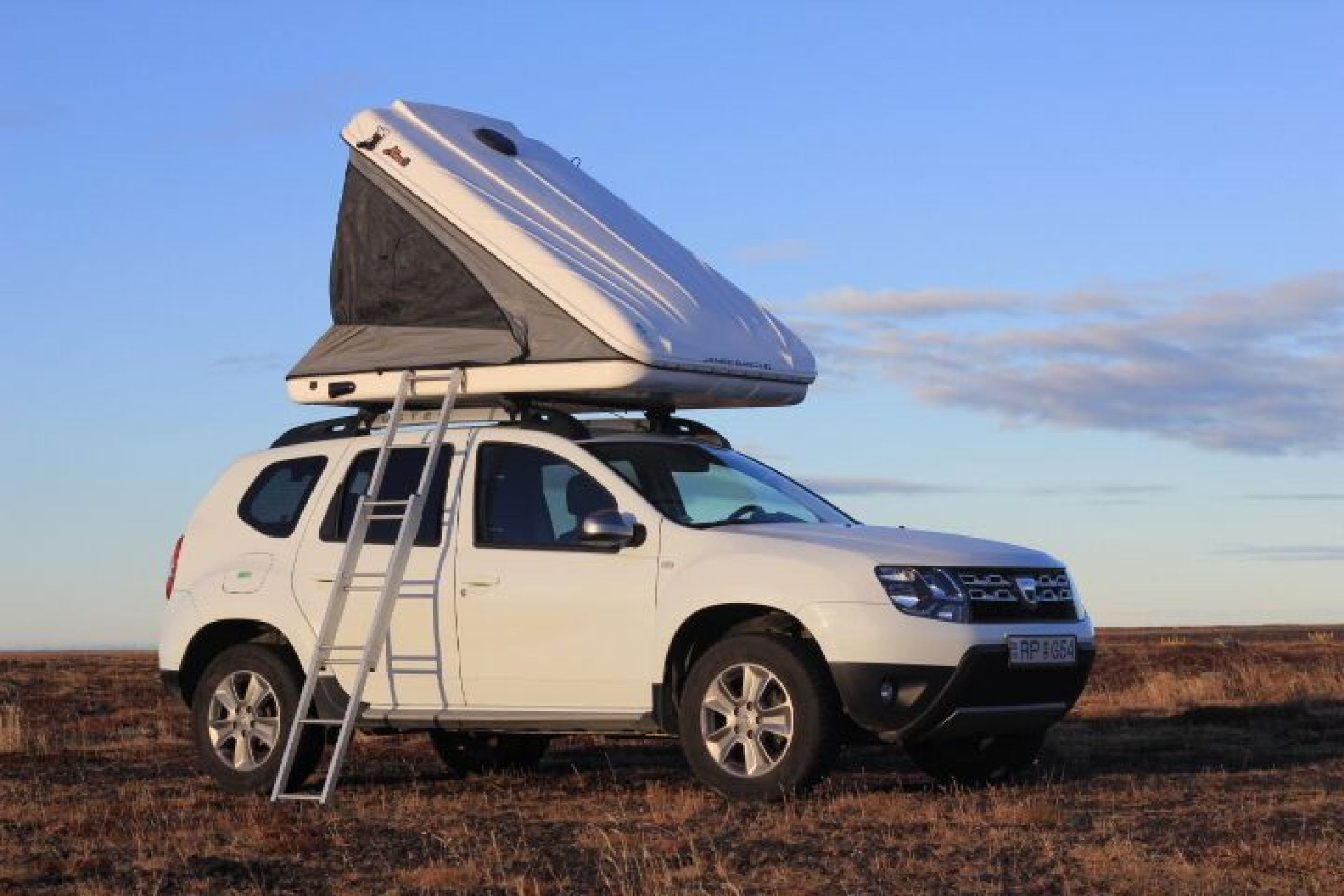 Rent A Dacia Duster With Roof Tent In Iceland Northbound
