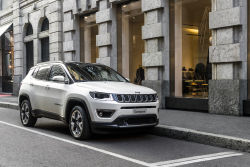 2019 Jeep Compass Trailhawk 4x4 Auto (Customized)