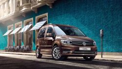 2019 Volkswagen Caddy Maxi Life (Customized)