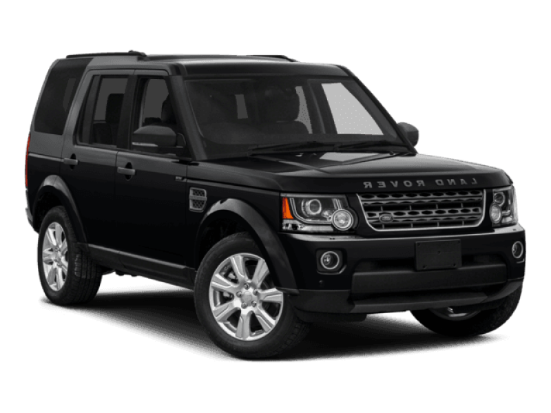 2016 Land Rover Discovery 4 Diesel