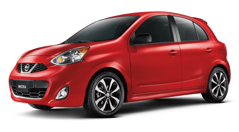 Rent A Nissan Micra In Iceland Northbound Is