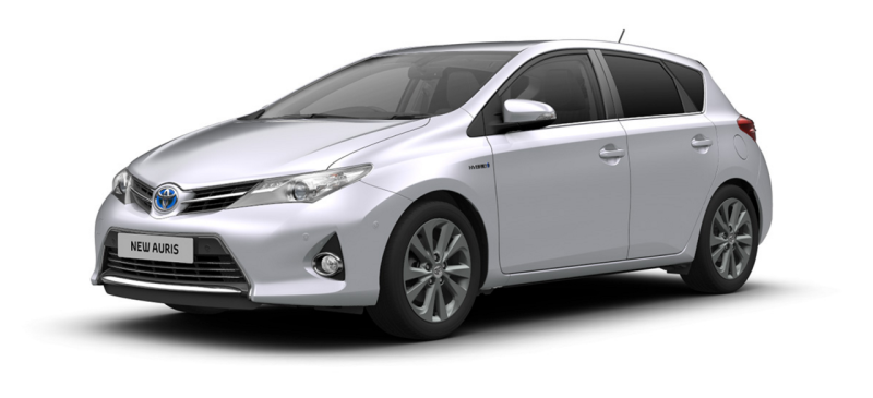 Rent A Toyota Auris In Iceland Northbound Is